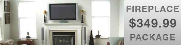 Fireplace Package