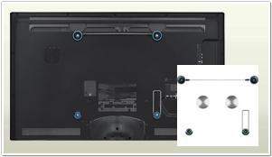 Samsung Ultra Slim Wall Mount