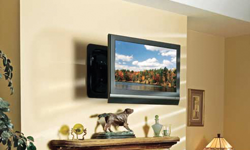 Articulating Flat Screen Tv Wall Mount Bracket Home Theater Installation Plasma Mounting Service In San Go