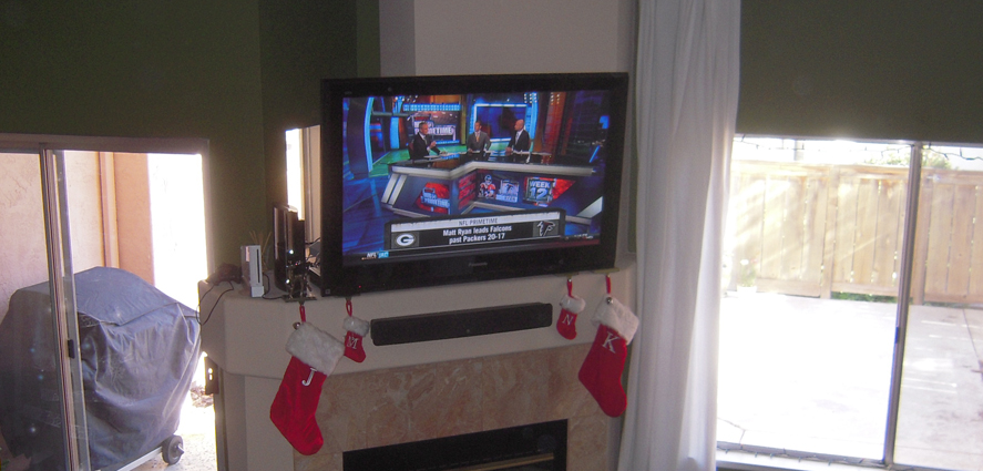 Flat Screen Tv Installation Ideas Home Theater Installation Amp Plasma Tv Installation