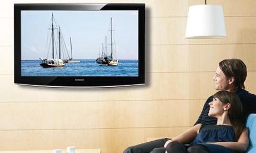 Samsung Ultra Slim Wall Mount Bracket Home Theater