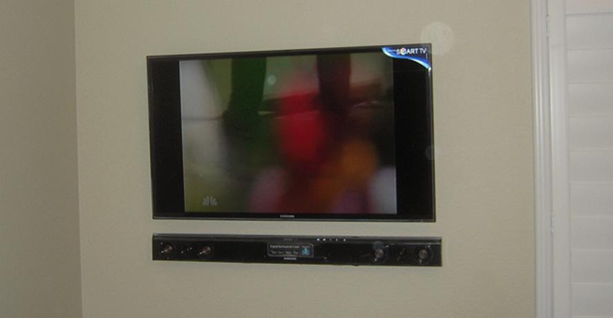 Flatscreen Tv Installation Ideas Home Theater